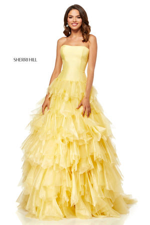 Sherri Hill 52417 Dress