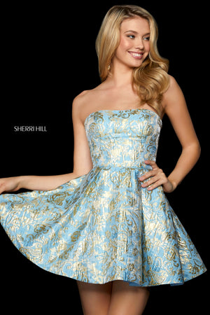Sherri Hill 53255 Dress