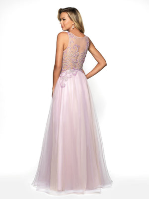 Blush Prom 11729 prom dress images.  Blush Prom 11729 is available in these colors: Dusty Rose Swirl, Mint Swirl, Powder Blue Swirl.