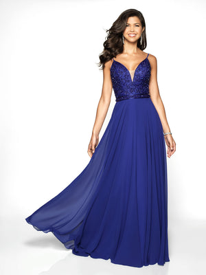 Blush Prom 11730 prom dress images.  Blush Prom 11730 is available in these colors: Black, Cobalt, Dusty Mauve.