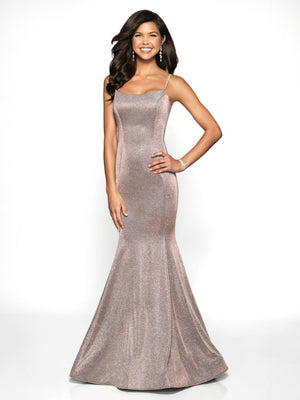 Blush Prom 11739 prom dress images.  Blush Prom 11739 is available in these colors: Champagne Shimmer, Copper Shimmer, Navy Shimmer, Purple Shimmer.