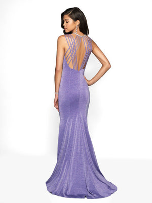 Blush Prom 11745 prom dress images.  Blush Prom 11745 is available in these colors: Pink Sand, Violet.