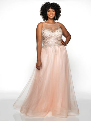 Blush Prom 11748W comes in the following colors: Pink Grapefruit, Lemon. $398 is the Formal Approach best price guarantee for style 11748W by Blush Prom.