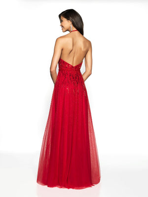 Blush Prom 11756 prom dress images.  Blush Prom 11756 is available in these colors: Crimson Red, Lavender Mauve, Sapphire.