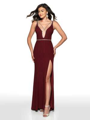 Blush Prom 11764 prom dress images.  Blush Prom 11764 is available in these colors: Navy, Off White, Sangria.