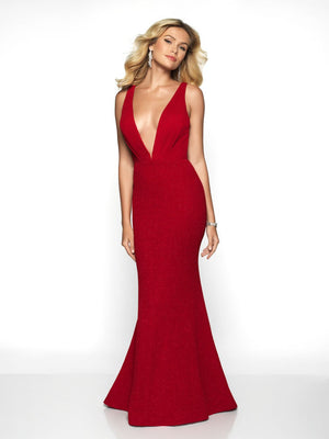 Blush Prom 11766 prom dress images.  Blush Prom 11766 is available in these colors: Navy, Red, Sangria.