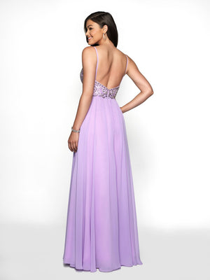 Blush Prom 11775 prom dress images.  Blush Prom 11775 is available in these colors: Black Gold, Lavender, Powder Blue.
