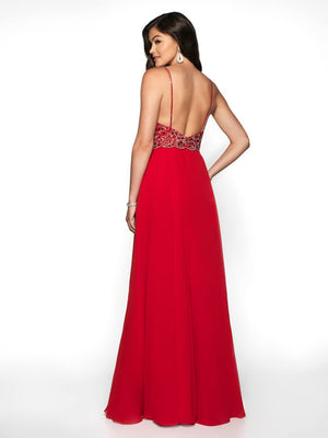 Blush Prom 11778 prom dress images.  Blush Prom 11778 is available in these colors: Amethyst, Red, Royal.