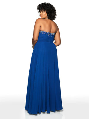 Blush Prom 11793W comes in the following colors: Azalea Pink, Lemon, Royal. $298 is the Formal Approach best price guarantee
