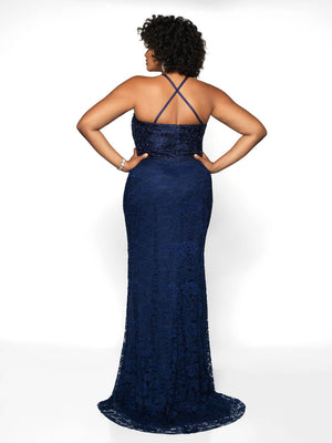 Blush Prom 11797W comes in the following colors: Navy, Sangria. $270 is the Formal Approach best price guarantee