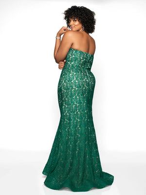 Blush Prom 11798W comes in the following colors: Emerald, Navy, Wine. $270 is the Formal Approach best price guarantee