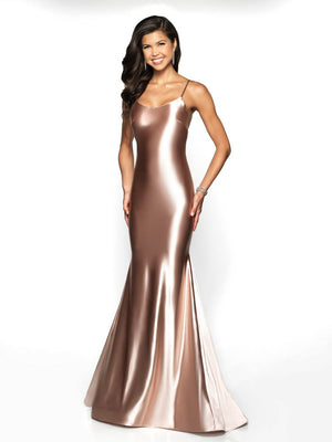 Blush Prom 526 prom dress images.  Blush Prom 526 is available in these colors: Champagne, Royal.
