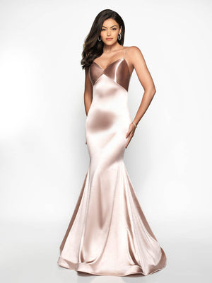 Blush Prom 539 prom dress images.  Blush Prom 539 is available in these colors: Black, Pink Sand, Red, Royal.