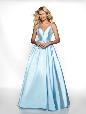 Blush Prom 5704 prom dress images.  Blush Prom 5704 is available in these colors: Iced Blue, Iced Pink, Light Gold, Red, Royal.