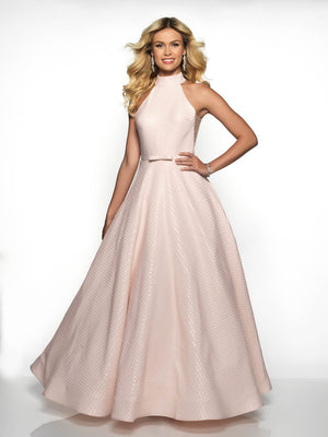 Blush Prom 5709 prom dress images.  Blush Prom 5709 is available in these colors: Blush Pink, Powder Blue.