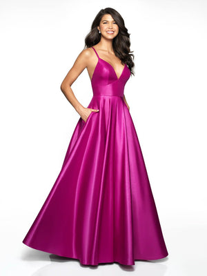 Blush Prom C2009 prom dress images.  Blush Prom C2009 is available in these colors: Hot Pink, Royal, Blush, Tiffany, Diamond White.