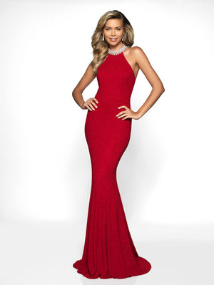 Blush Prom C2014 prom dress images.  Blush Prom C2014 is available in these colors: Red, Black, Midnight.