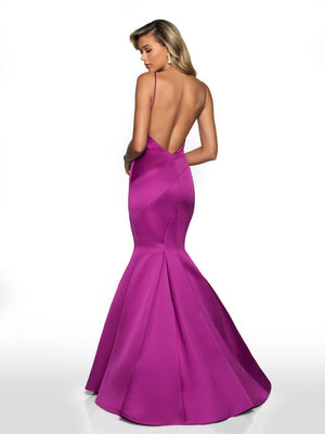 Blush Prom C2018 prom dress images.  Blush Prom C2018 is available in these colors: Red, Violet, Emerald, Royal.