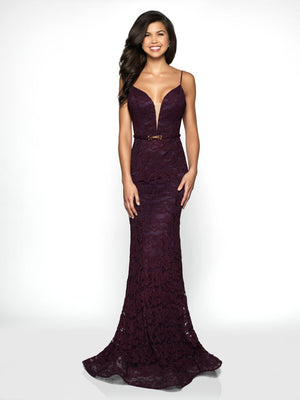 Blush Prom C2098 prom dress images.  Blush Prom C2098 is available in these colors: Eggplant, Emerald, Red, Navy, Black.