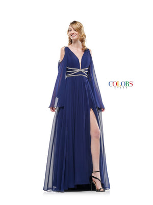 Colors Dress 2148 prom dress images.  Colors 2148 dresses are available in these colors: Navy, Red, Off White, Yellow.