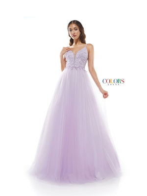 Colors Dress 2311 prom dress images.  Colors 2311 dresses are available in these colors: Lilac, Mint, Yellow.