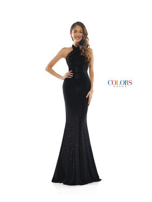 Colors Dress 2339 prom dress images.  Colors 2339 dresses are available in these colors: Black, Deep Green, Pink, Taupe.