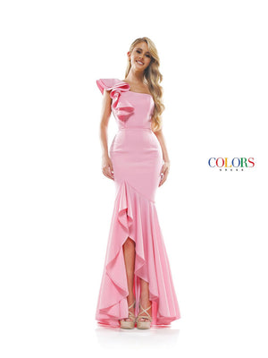 Colors Dress 2341 prom dress images.  Colors 2341 dresses are available in these colors: Black, Mint, Navy, Pink, Red, Royal, Yellow.