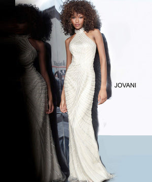Jovani 00834 prom dress images.  Jovani 00834 is available in these colors: Nude.