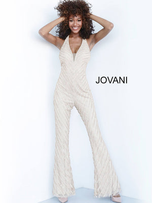 Jovani 00401 prom dress images.  Jovani 00401 is available in these colors: Gunmetal, Nude, Red.