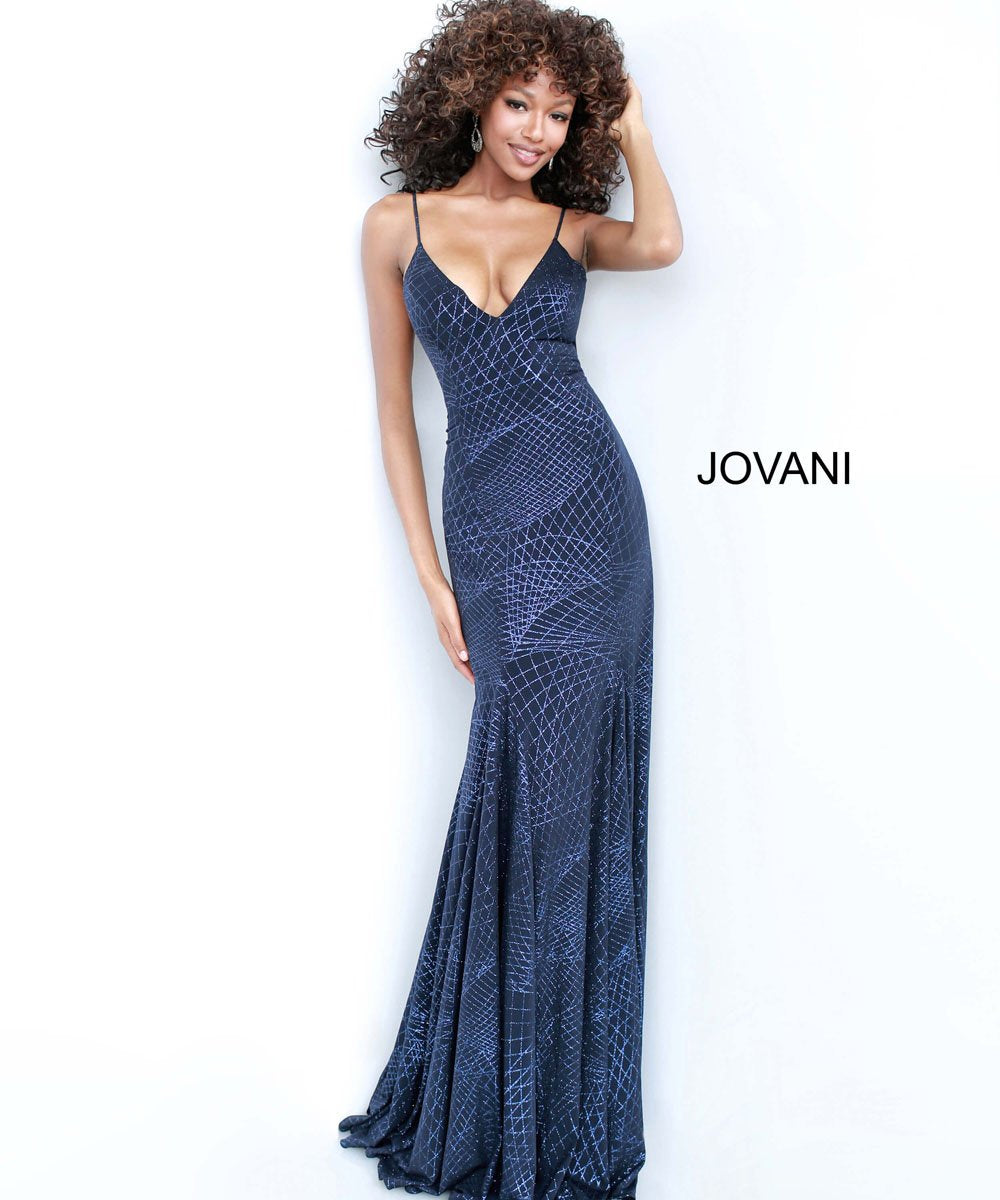 Jovani 1120 prom dress images.  Jovani 1120 is available in these colors: Navy, Magenta, Off White Gold.