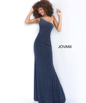 Jovani 1170 prom dress images.  Jovani 1170 is available in these colors: Blush, Light Blue, Navy, White.