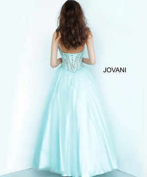 Jovani 1332 prom dress images.  Jovani 1332 is available in these colors: Aqua Aqua, Aqua, Black Gold, Black, Blush, Blush Gold, Burgundy, Charcoal, Coral, Eggplant, Lavender, Light Pink, Light Purple, Navy, Neon Lime, Pool, Raspberry, Red, Taupe Silver, Tiffany Blue, Watermelon, White Gold Silver, White.