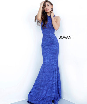 Jovani 1354 prom dress images.  Jovani 1354 is available in these colors: Black Multi, Fuchsia, Jade, Ocean, Royal, Soft Blue Silver, White, Wine.