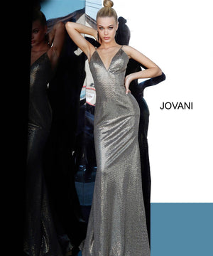 Jovani 2811 prom dress images.  Jovani 2811 is available in these colors: Black Copper, Black Red, Blush, Gunmetal Gold, Light Blue, Pink, Slate.