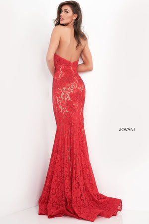 Jovani 37334 prom dress images.  Jovani 37334 is available in these colors: Black, Bright Pink, Dusty Pink, Emerald, Fuchsia, Ivory, Light Blue, Lilac,Mauve, Navy, Perriwinkle, Red, Royal.