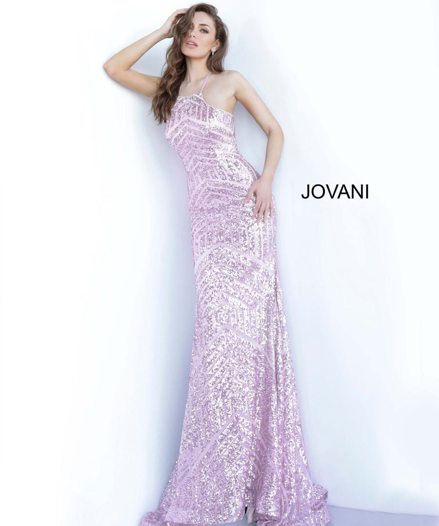 Jovani 4132 prom dress images.  Jovani 4132 is available in these colors: Black Nude, Pink, White.