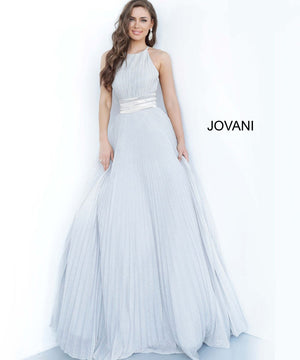 Jovani 4663 prom dress images.  Jovani 4663 is available in these colors: Rose Gold, Silver.