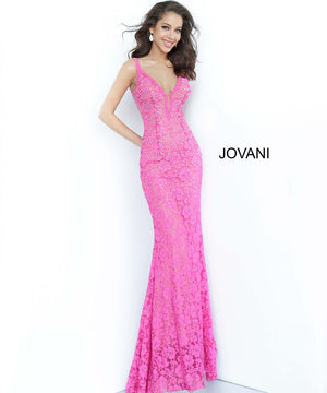Jovani 48994 prom dress images.  Jovani 48994 is available in these colors: Black, Bright Pink, Emerald, Fuchsia, Grey, Light Blue, Lilac, Light Pink, Navy, Peach, Perriwinkle, Red, White.