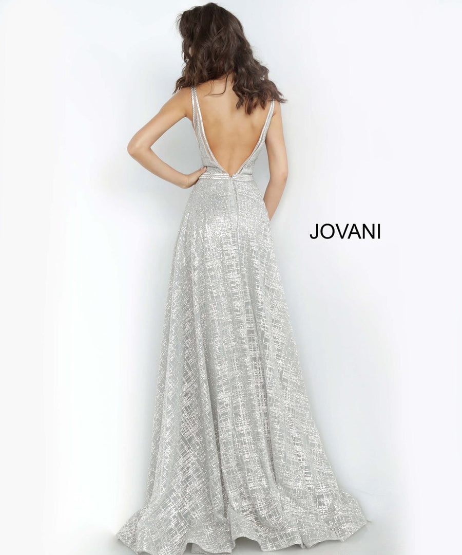 Jovani 62515 prom dress images.  Jovani 62515 is available in these colors: Pink, Red, Silver.