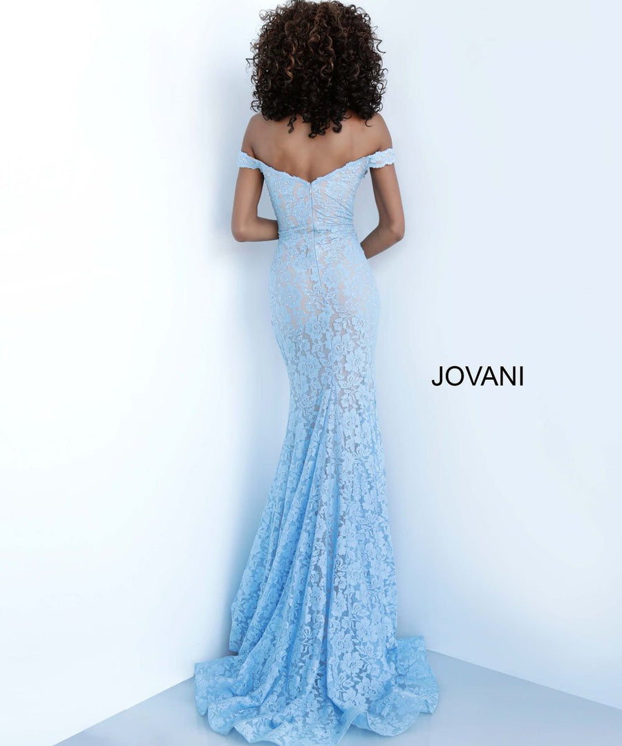 Jovani 67304 prom dress images.  Jovani 67304 is available in these colors: Black, Blush, Fuchsia, Light Blue, Lilac, Navy, Red.