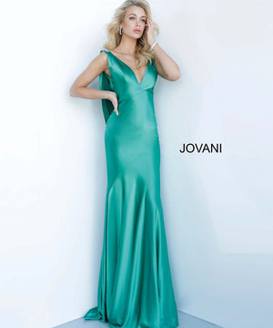 Jovani 68528 prom dress images.  Jovani 68528 is available in these colors: Emerald.