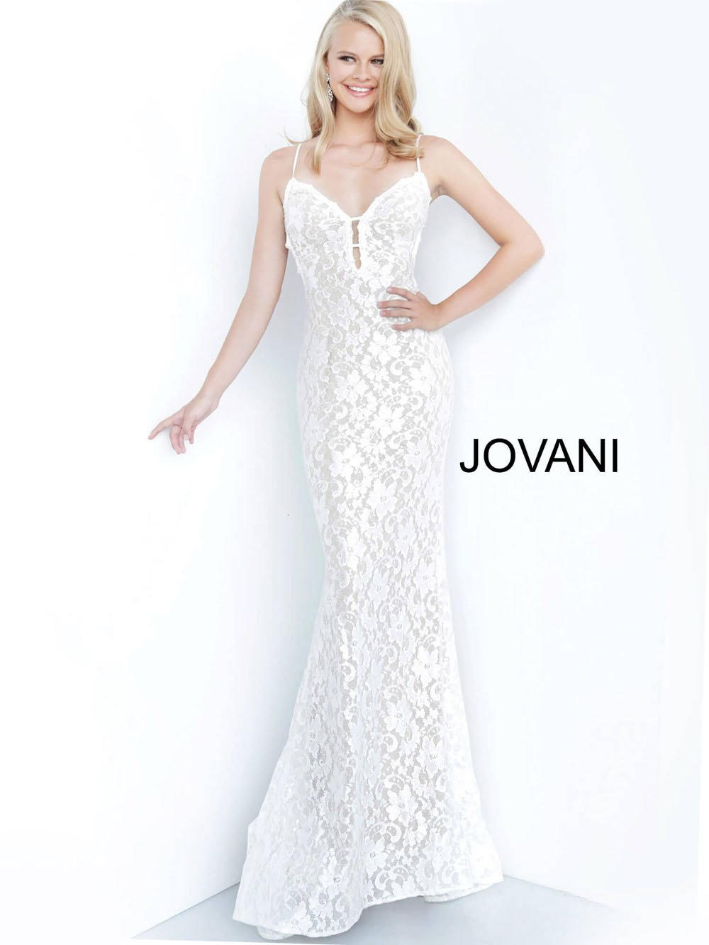 Jovani 8082 prom dress images.  Jovani 8082 is available in these colors: Black, Bright Yellow, Champagne, Hunter, Offwhite, Red.