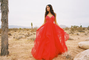 Madison James 20-328 prom dress images.  Madison James 20-328 is available in these colors: Pink, Red, Ivory, Light Blue.