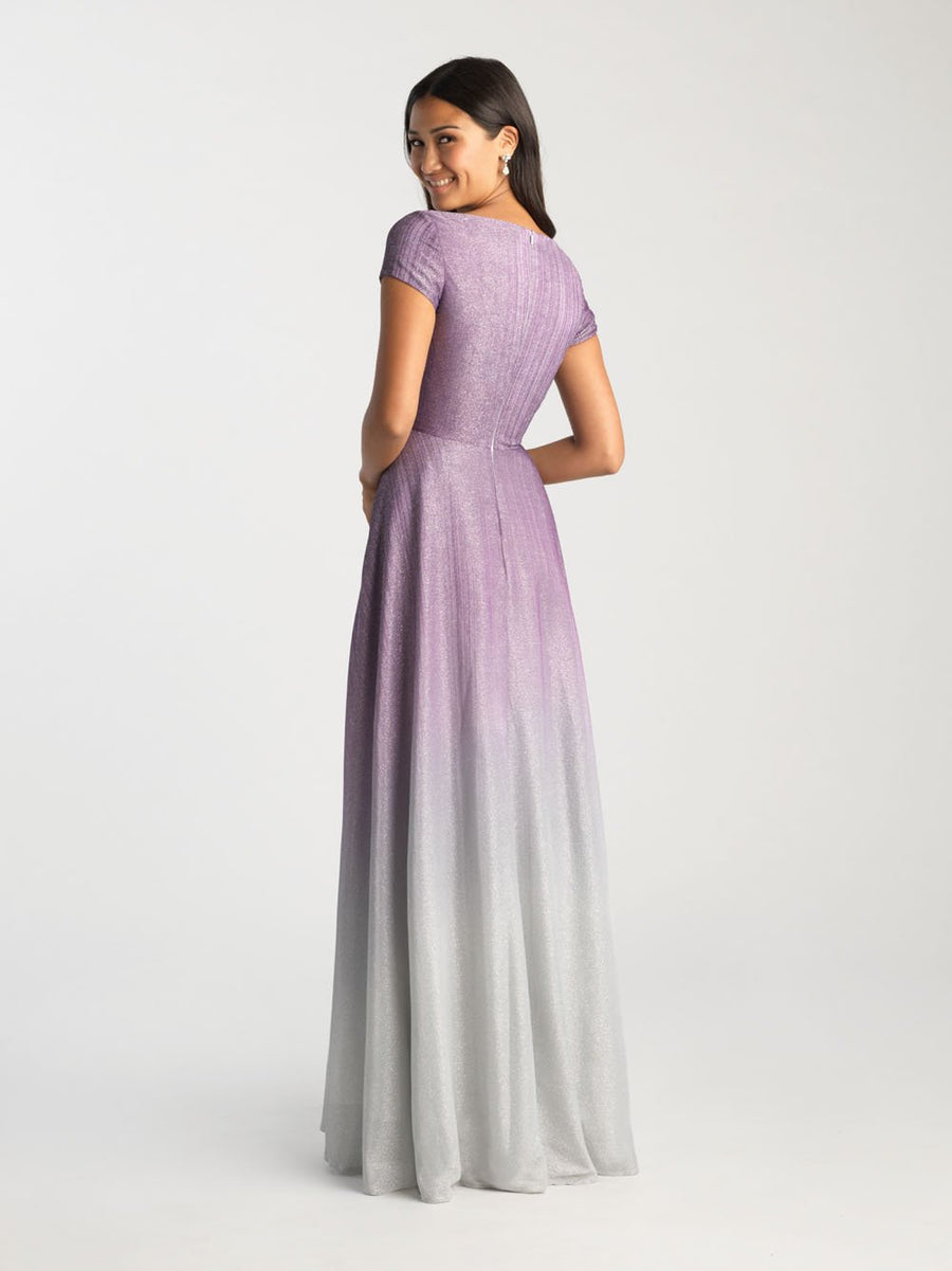 Madison James 20-500M prom dress images.  Madison James 20-500M is available in these colors: Lavender, Grey.