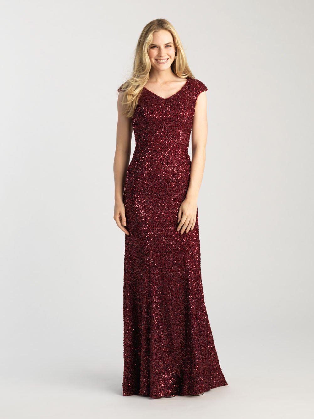 Madison James 20-502M prom dress images.  Madison James 20-502M is available in these colors: Black, Navy, Burgundy.