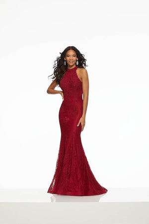 Morilee 43113 prom dress images.  Morilee 43113 is available in these colors: Taupe, Wine.