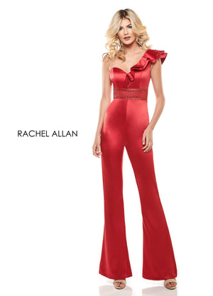 Rachel Allan L1238 prom dress images.  Rachel Allan L1238 is available in these colors: Black,Red,White.