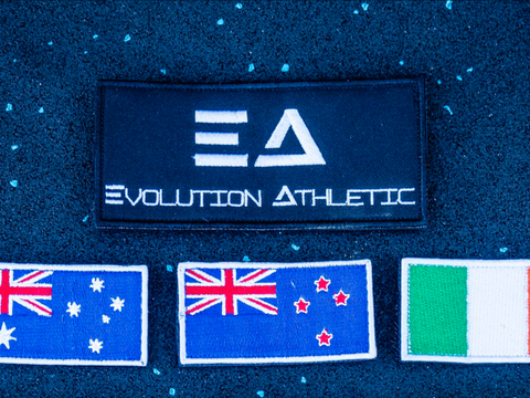 EA Velcro Patch