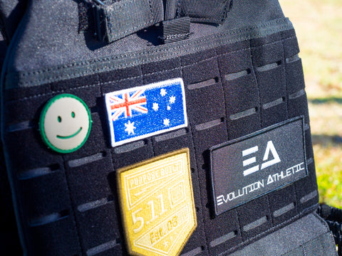 Australia Flag Velcro Patch