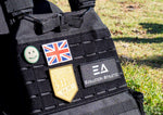 British Flag Velcro Patch